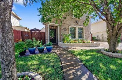 Dallas Single Family Home For Sale: 726 Via Jesse Elias