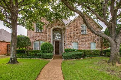 Coppell TX Single Family Home For Sale: $625,000