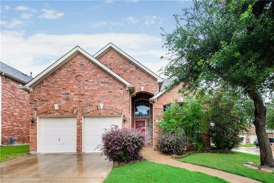 Flower Mound Single Family Home For Sale: 3908 Sharondale Drive