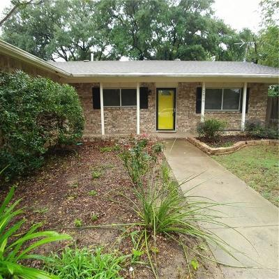 Arlington Single Family Home For Sale: 2616 Olympia Drive