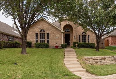 Rockwall Single Family Home For Sale: 1870 Crestlake Drive