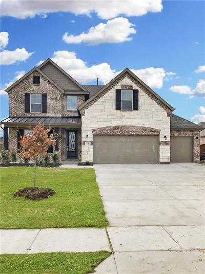 Collin County Single Family Home For Sale: 331 Timber Ridge Road