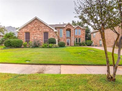 Tarrant County Single Family Home For Sale: 8205 Mount Shasta Circle