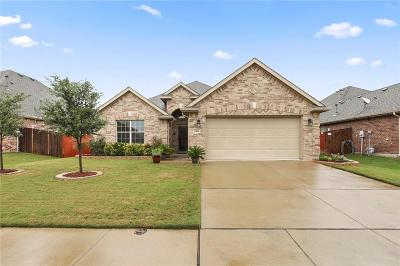 Grand Prairie Single Family Home Active Option Contract: 2360 San Augustine Lane