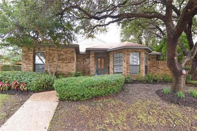Single Family Home For Sale: 16607 Cleary Circle