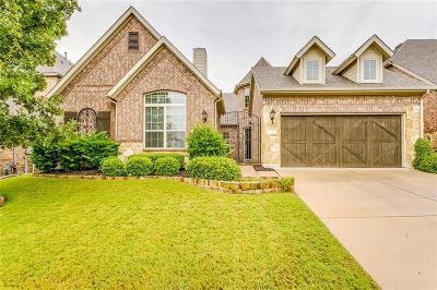 Fort Worth Single Family Home For Sale: 4717 Eddleman Drive