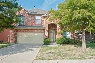 McKinney TX Single Family Home For Sale: $289,000