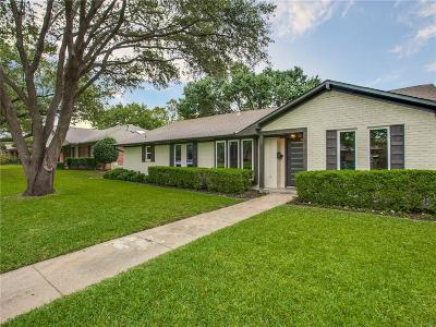 Dallas Single Family Home For Sale: 7430 Alto Caro Drive