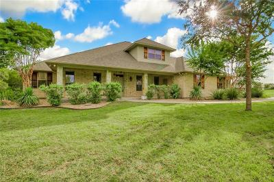 Johnson County Single Family Home For Sale: 1021 Fm 1434