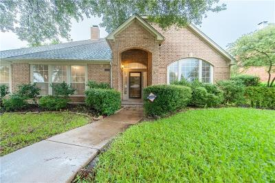 Carrollton Single Family Home For Sale: 2103 Antibes Drive