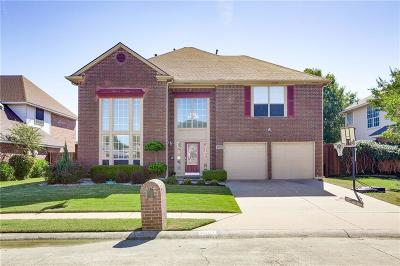 Lewisville Single Family Home For Sale: 2007 Firewater Place