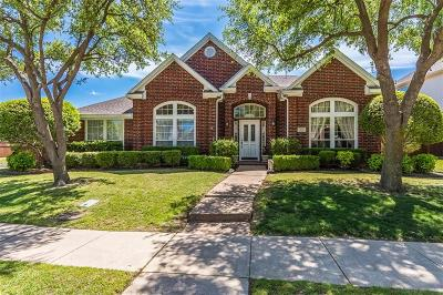 Allen TX Single Family Home For Sale: $363,000