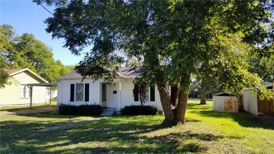 Fort Worth Single Family Home For Sale: 3713 Bonnie Drive