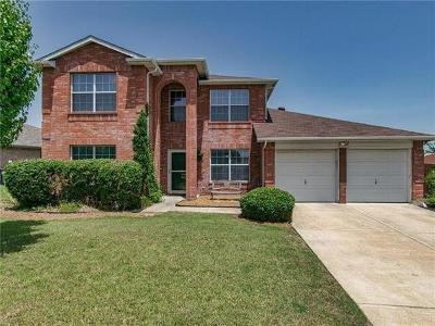 Forney Single Family Home For Sale: 1104 Warrington Way