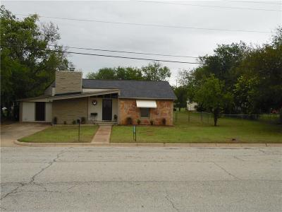 Granbury Single Family Home For Sale: 108 N Cherry Lane