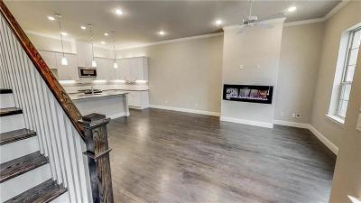 Denton County Townhouse For Sale: 2945 Lindale Drive