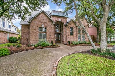 Plano TX Single Family Home For Sale: $549,999