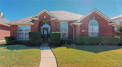 McKinney Single Family Home For Sale: 4715 Sunflower Drive