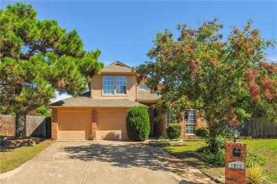 Keller Single Family Home For Sale: 1912 Stallion Court