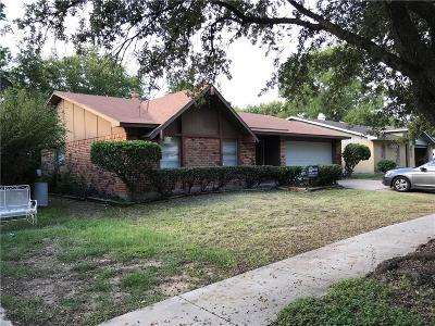 Dallas County Single Family Home For Sale: 429 Santa Paula Drive