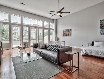 Dallas County Condo For Sale: 3699 McKinney Avenue #486D