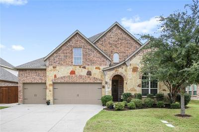 Frisco TX Single Family Home For Sale: $485,000