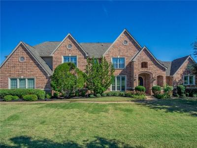 Southlake Single Family Home For Sale: 123 Vermilion Court