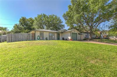 Arlington Single Family Home Active Option Contract: 3808 Indian Wells Drive