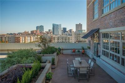 Fort Worth Condo For Sale: 2600 W 7th Street #2406