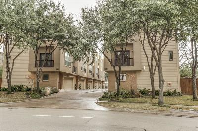 Dallas Condo For Sale: 4050 McKinney Avenue #12