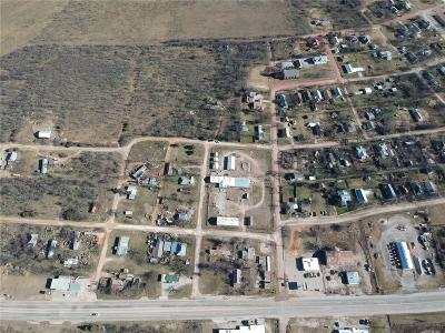 Ranger Farm & Ranch For Sale: 10.6ac S Pecan Street