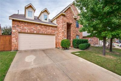 McKinney Single Family Home For Sale: 809 Brookwater Drive