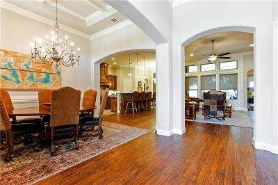 Keller Single Family Home For Sale: 801 Timberline Court