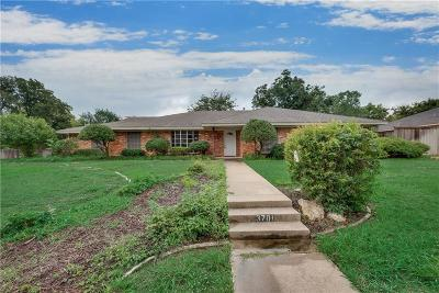 Fort Worth Single Family Home For Sale: 3701 Wren Avenue