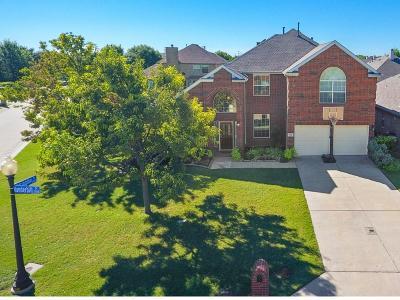 McKinney Single Family Home For Sale: 7101 Vanderbilt Drive