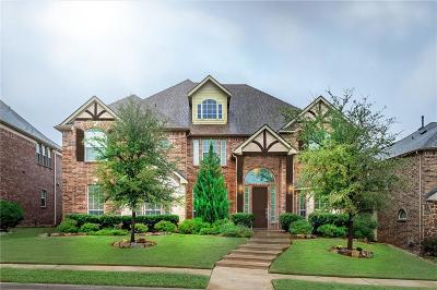 Frisco Single Family Home For Sale: 10562 Shire View Drive