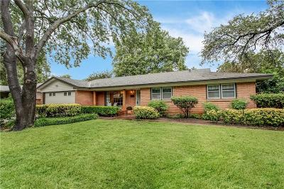 Fort Worth Single Family Home For Sale: 6958 Pinon Street