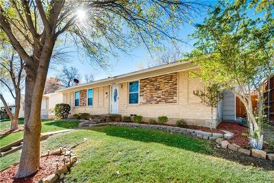 Mesquite Single Family Home For Sale: 1623 Spring Lake Drive