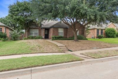 Frisco Single Family Home For Sale: 10108 Burgundy Drive