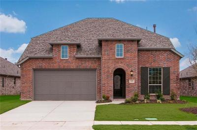 Forney TX Single Family Home For Sale: $291,000
