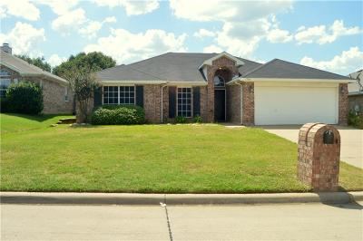 Mansfield Residential Lease For Lease: 1709 Hope Town Drive