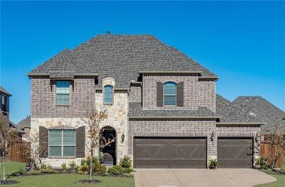 Prosper Single Family Home For Sale: 880 Sabine Drive