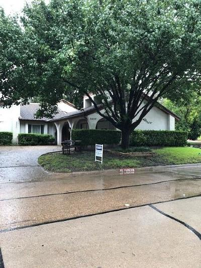Rockwall Single Family Home For Sale: 3407 Lakeside Drive