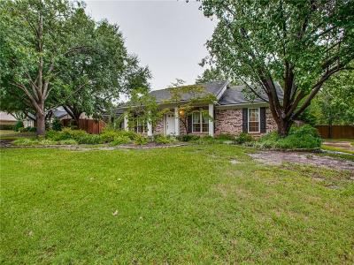 Colleyville Single Family Home Active Option Contract: 204 Greenbriar Lane