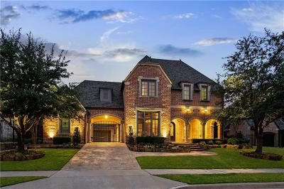 Frisco Single Family Home For Sale: 8405 Stone River Drive
