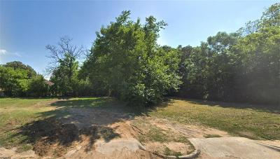 Dallas Residential Lots & Land For Sale: 2723 Frazier Street