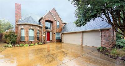Richardson Single Family Home For Sale: 4408 Crystal Mountain Drive