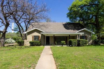 Fort Worth Single Family Home For Sale: 5229 Blue Valley Court