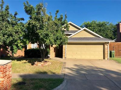 Garland Residential Lease For Lease: 1542 Shalfont Lane