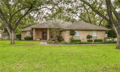 Granbury Single Family Home For Sale: 8613 Ravenswood Road